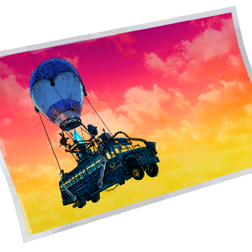 Fortnite Twilight Flight loadingscreen