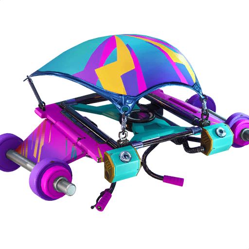 Fortnite Windbreaker glider