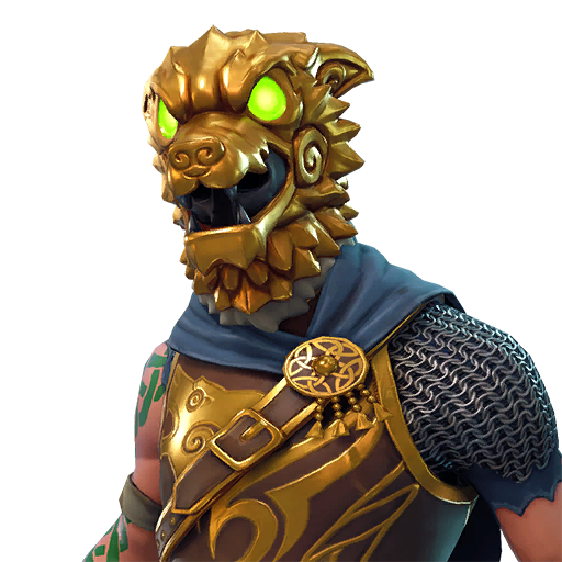 Fortnite Battle Hound outfit