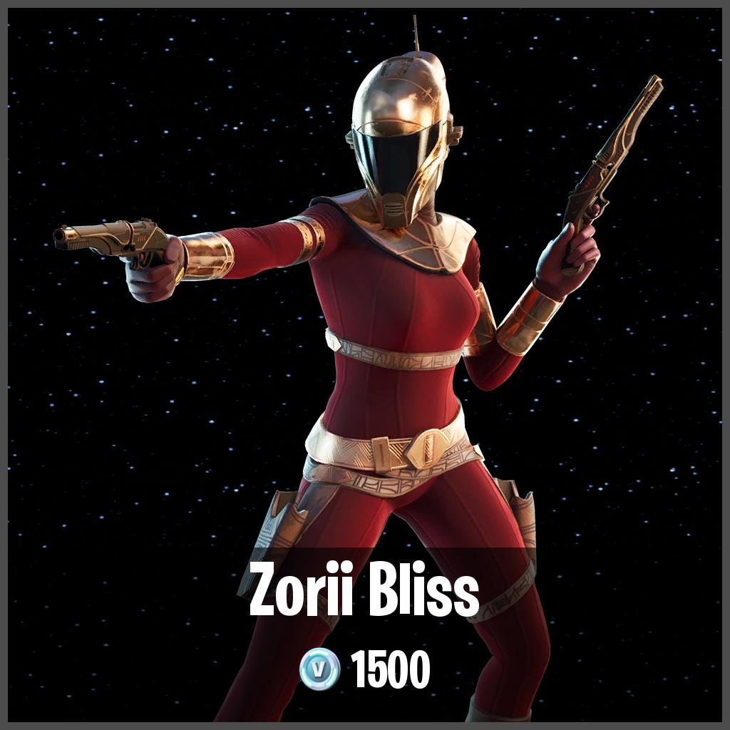 Zorii Bliss