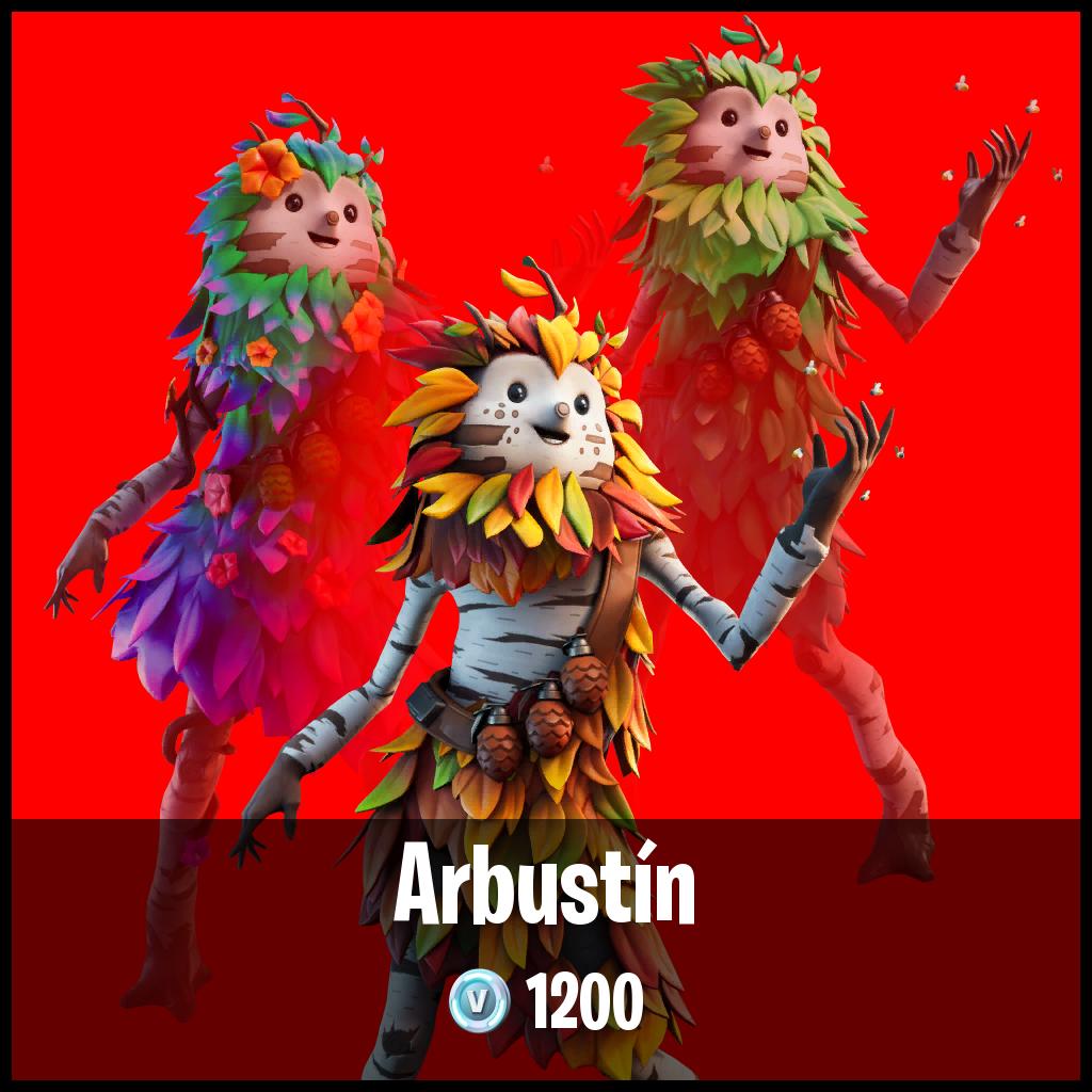 Arbustín