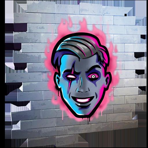 Fortnite Shadow Ghost spray