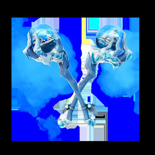 Fortnite Frosty Globes pickaxe