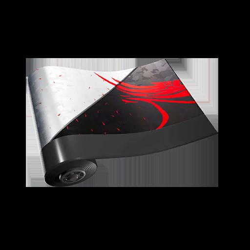 Fortnite Sigil Red wrap