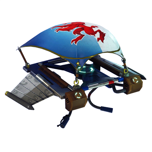 Fortnite Sir Glider the Brave glider