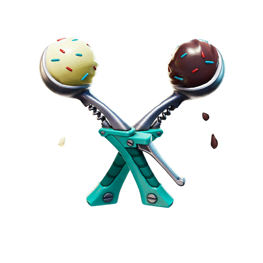Fortnite Two Scoops pickaxe