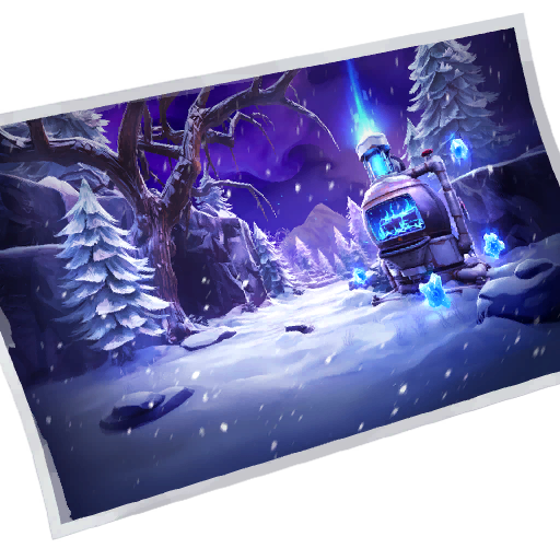 Fortnite Frostnite Burner loadingscreen