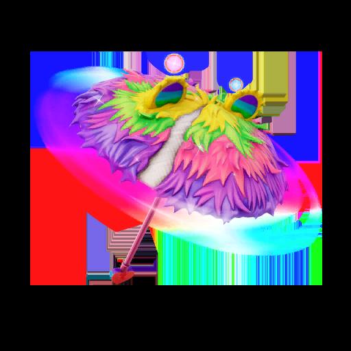 Rainbow Cloudcruiser
