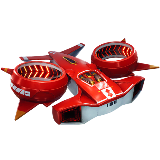 Fortnite Tech Turbine glider