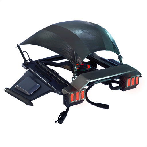 Fortnite High Octane glider