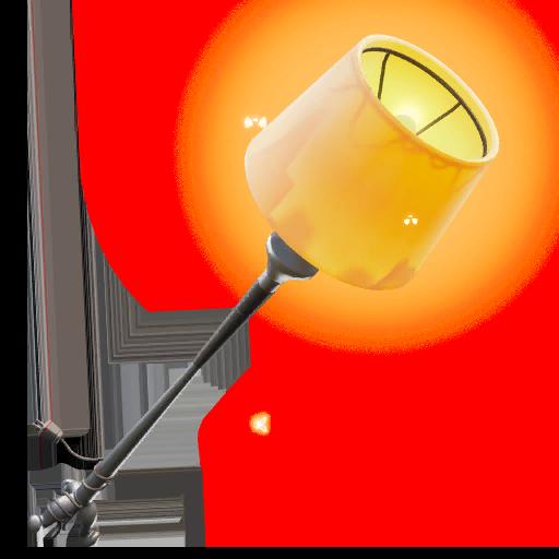 Fortnite Lamp pickaxe