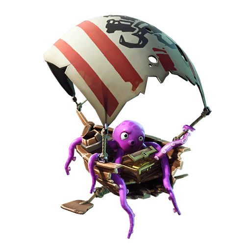 Fortnite Booty Buoy glider