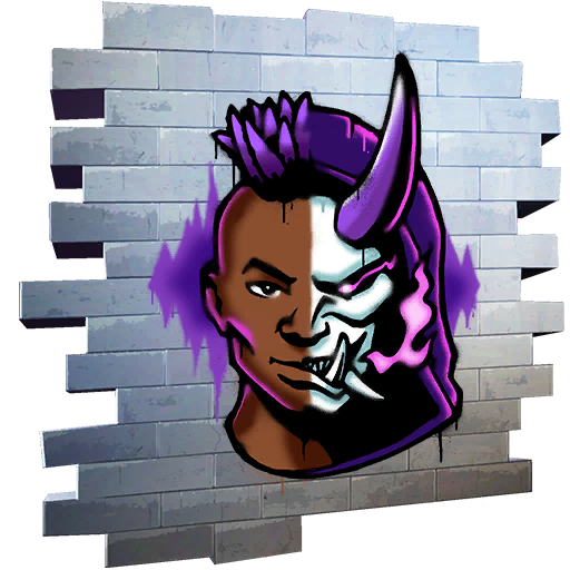 Fortnite Fade Out spray