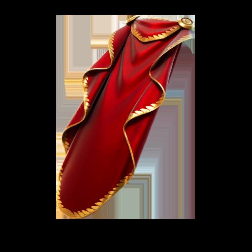 Fortnite Cape of Potassius Backpack Skin