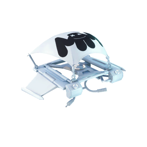 Fortnite Mello Rider glider