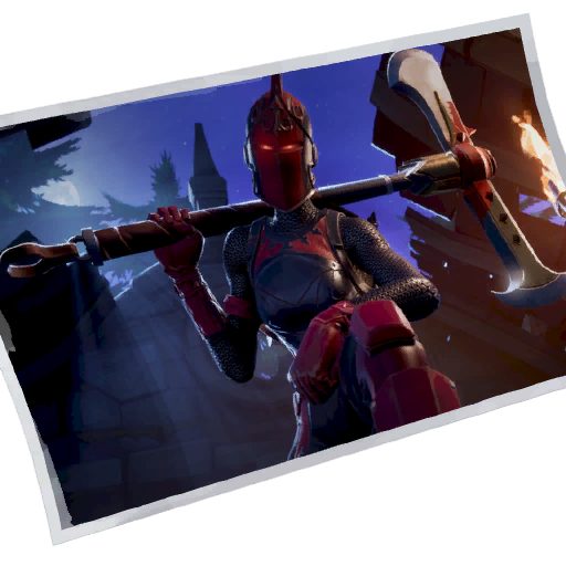 Fortnite Red Knight loadingscreen