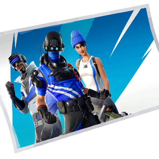 Fortnite Strikeforce loadingscreen