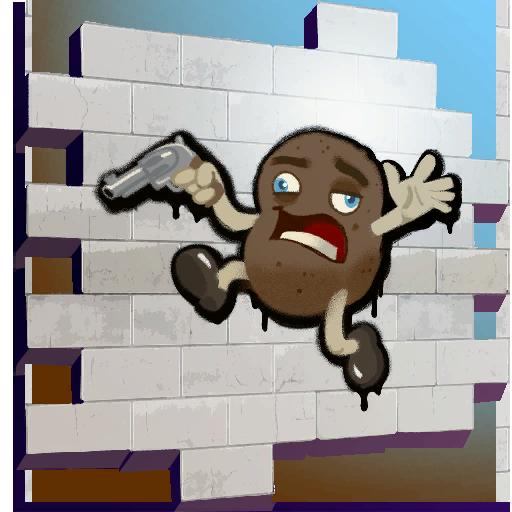 Fortnite Potato Aim spray