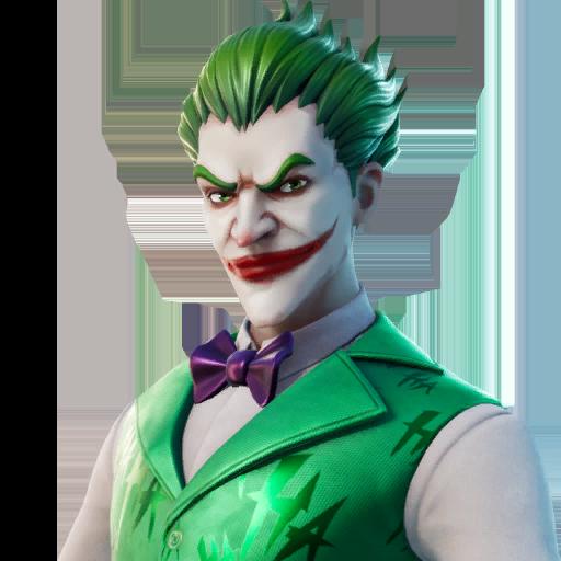 Fortnite The Joker outfit