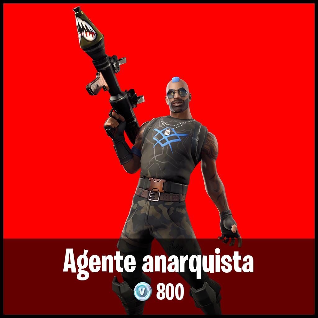 Agente anarquista