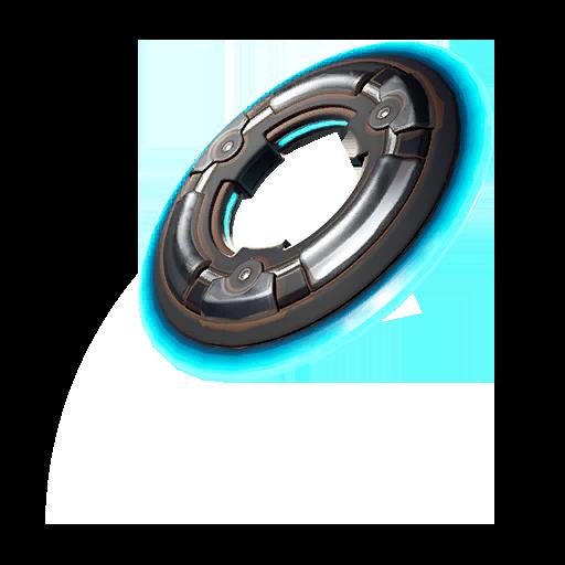 Fortnite Fancy Flying Disc toy