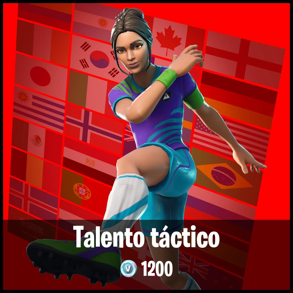 Talento táctico