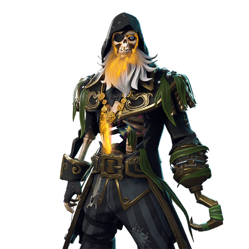 Fortnite Blackheart (Stage 8) Outfit Skin