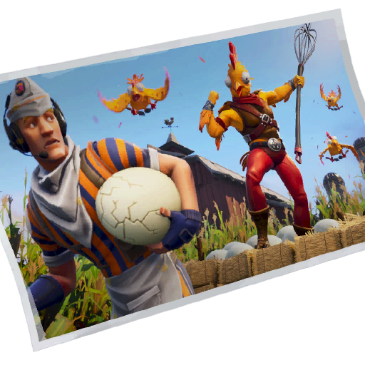 Fortnite Tender Defender loadingscreen