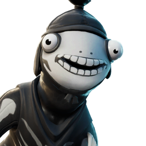Fortnite Fishskull outfit