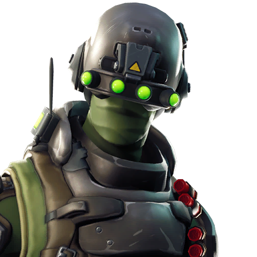 Fortnite Tech Ops outfit