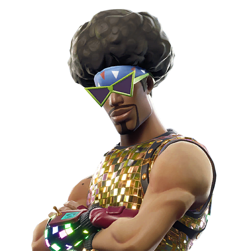 Fortnite Funk Ops outfit