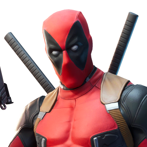 Fortnite Deadpool outfit