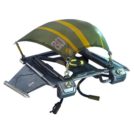 Fortnite Solid Strider glider