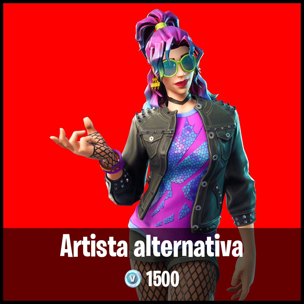 Artista alternativa