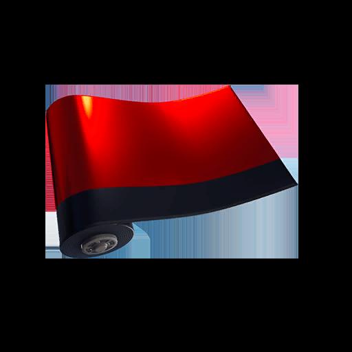 Fortnite Ultra Red wrap