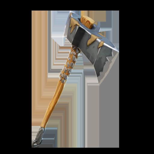 Fortnite Tree Splitter pickaxe
