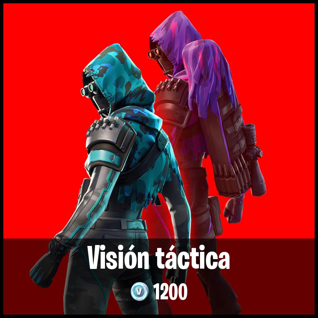 Visión táctica