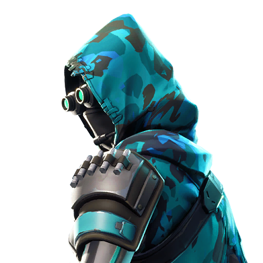 Fortnite Insight outfit