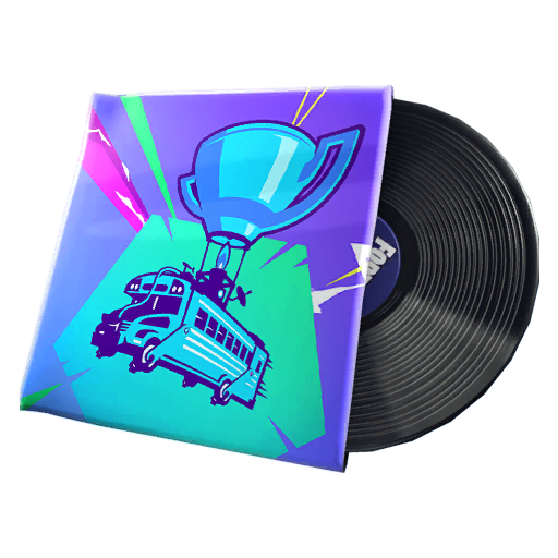 Fortnite Winner's Circle music