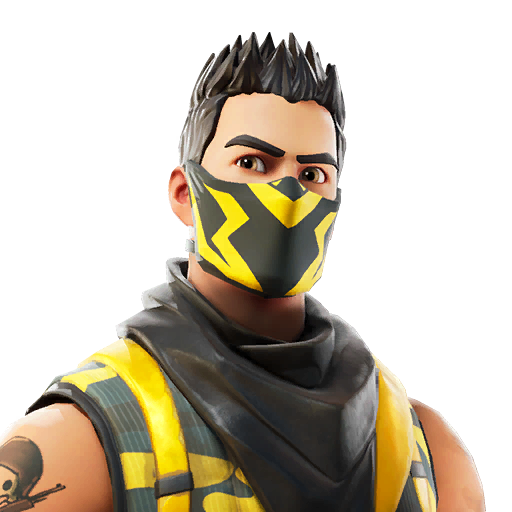 Fortnite Deadfall outfit
