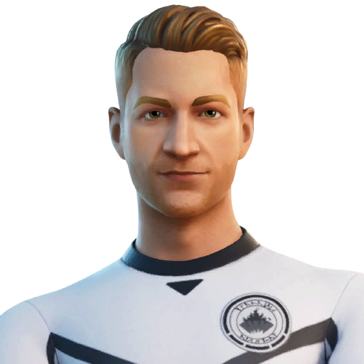 Fortnite Marco Reus Outfit Skin