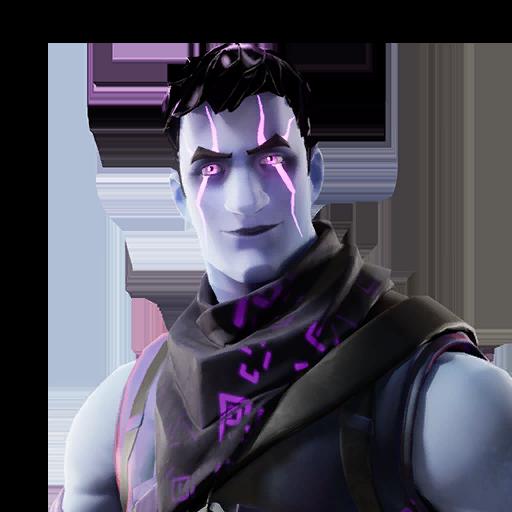 Fortnite Dark Jonesy outfit