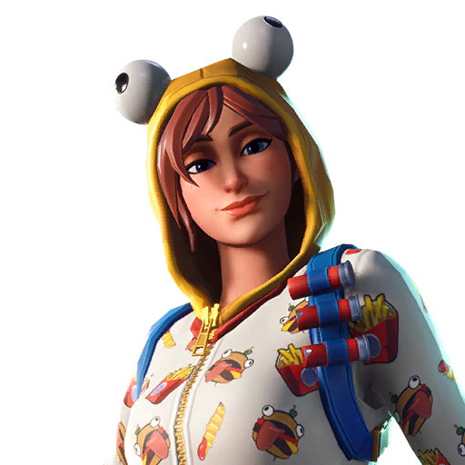 Fortnite Onesie outfit