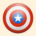 Fortnite Captain America's Shield emoji