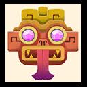 Fortnite Ancient Mask emoji