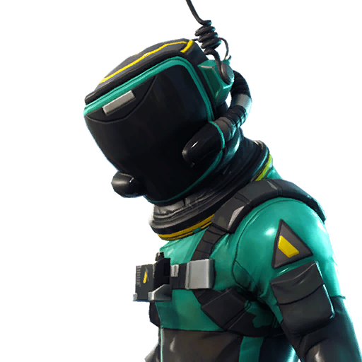 Fortnite Toxic Trooper outfit