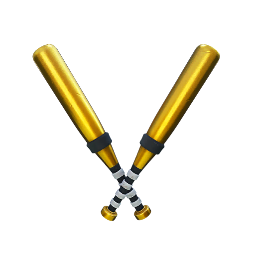Fortnite Double Gold pickaxe