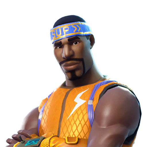 Fortnite Hyperion outfit