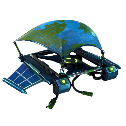 Fortnite Globetrotter glider