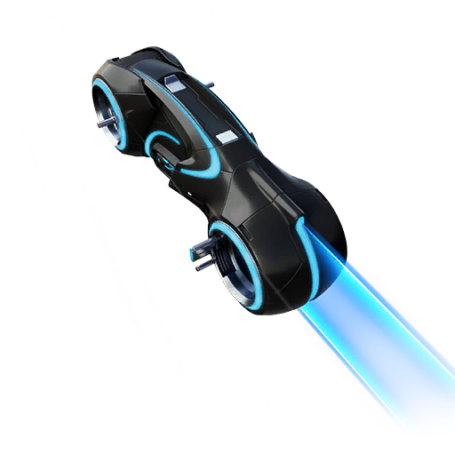 Fortnite Light Cycle glider